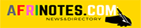 Afrinotes logo